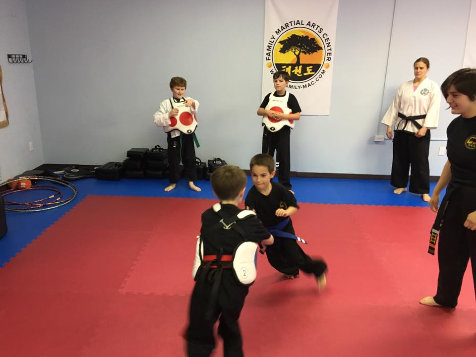 martial arts in ct